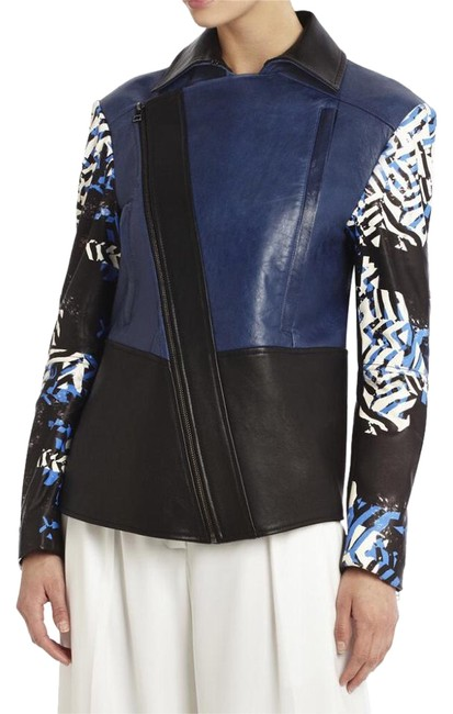 Preload https://img-static.tradesy.com/item/20932160/bcbgmaxazria-black-combo-new-runway-griffin-printed-limited-edition-jacket-size-4-s-0-1-650-650.jpg