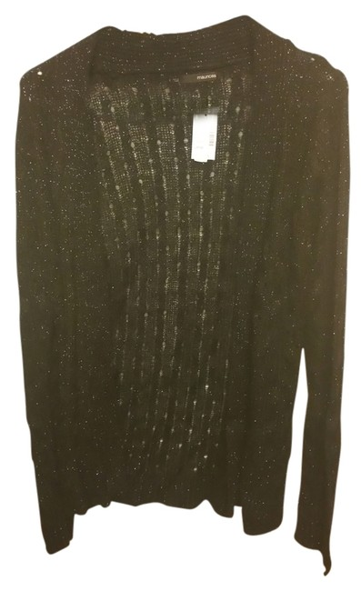 Maurices Date Night Night Out Sparkle Sleek Sweater