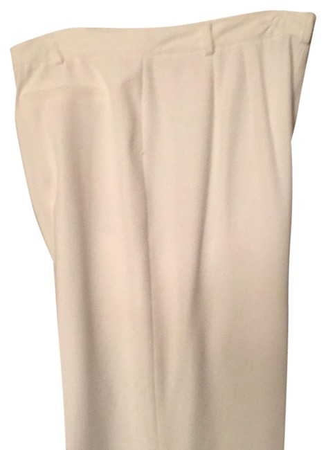 Rafaella Trouser Pants White Image 0