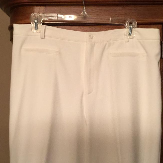 Rafaella Trouser Pants White Image 5