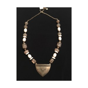 Lucky Brand Lucky Brand Coral Roadmap Necklace
