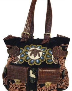 Christiana Satchel in multi