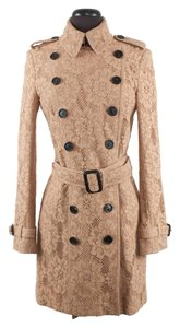 Burberry London Lace Trench Coat