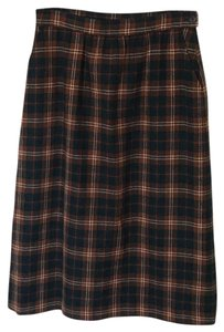 Pendleton Skirt Plaid