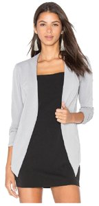BCBGeneration Casual Night Out Grey frost Blazer