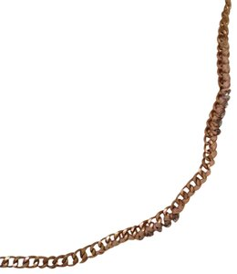 Ann Taylor LOFT Gold Chain Necklace