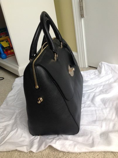 Mulberry Satchel in Black