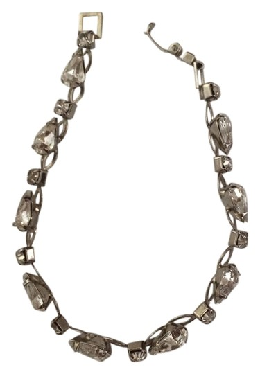Preload https://item3.tradesy.com/images/silver-color-and-clear-rinestones-with-bracelet-2093327-0-0.jpg?width=440&height=440