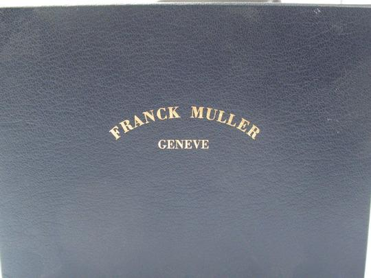 Franck Muller Franck Muller Cintree Curvex Diamond Watch #2500 QZD White Gold 18KT Image 3
