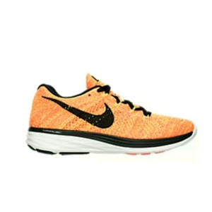Nike Orange/Black Athletic