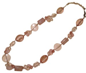 Ann Taylor LOFT Long Beaded Necklace
