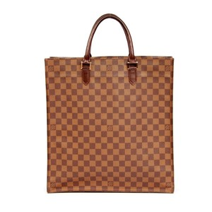 Louis Vuitton Tote in Ebene Damier