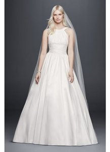 David's Bridal Op1279 Wedding Dress