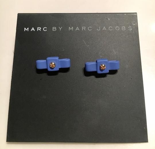 Marc by Marc Jacobs New!! Bow Tie Stud Earrings