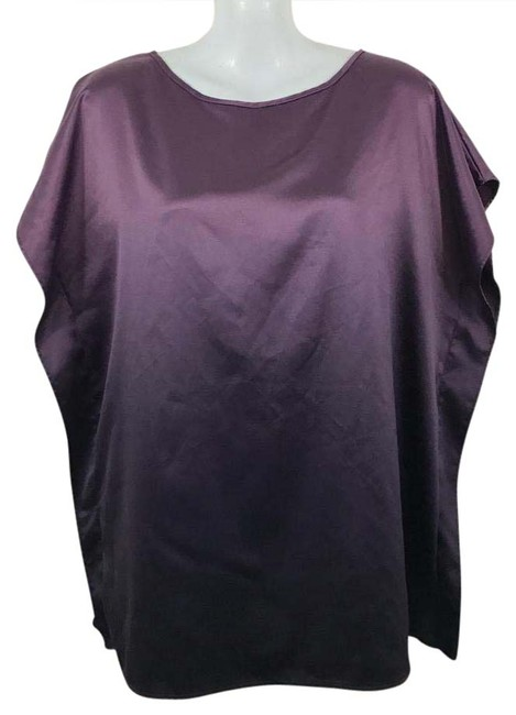 Preload https://img-static.tradesy.com/item/20933588/the-limited-purple-ombre-blouse-size-8-m-0-1-650-650.jpg