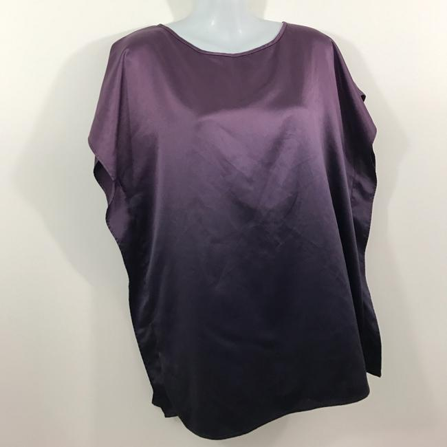 The Limited Top Purple Ombré Image 1