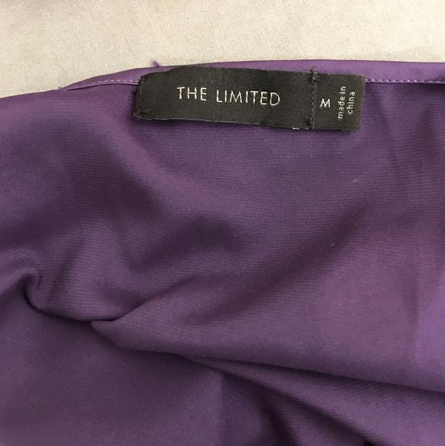 The Limited Top Purple Ombré Image 2