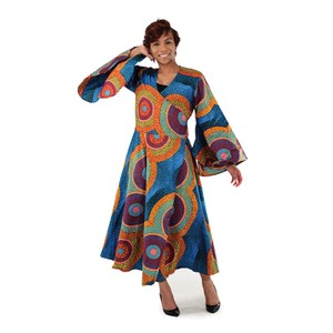 Maison Bohemique Plus-size Dress