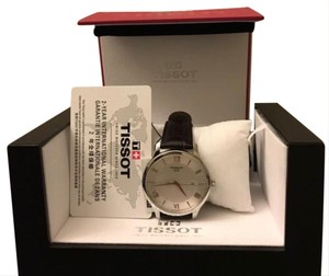 Tissot Tissot tradition Leather Swiss Made watch