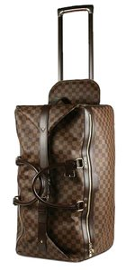 Louis Vuitton Lv Luggage Carry On Cabin Keepall Lv Duffle Brown Travel Bag