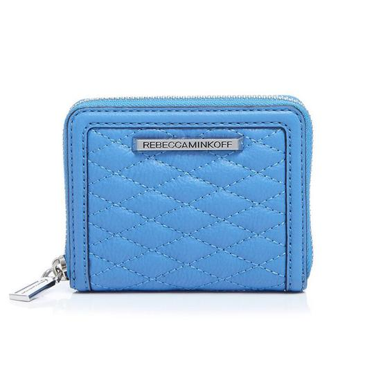 Preload https://img-static.tradesy.com/item/20933848/rebecca-minkoff-denim-blue-love-ava-mini-zip-wallet-0-0-540-540.jpg