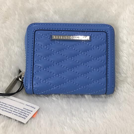 Rebecca Minkoff NWT love Ava mini zip waller