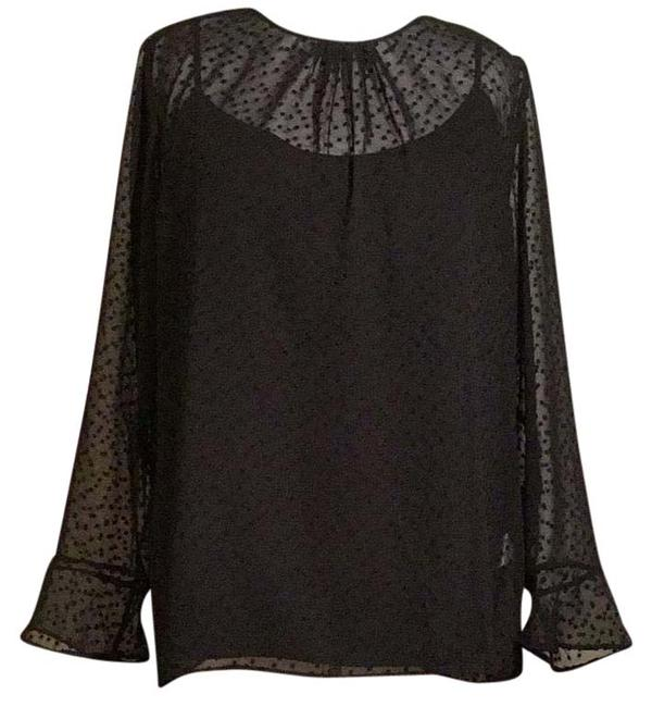Banana Republic Top Black Image 0