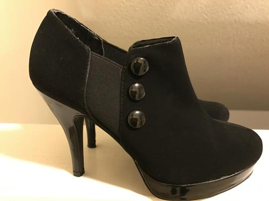 Other Platform Sexy Comfortable Black Boots