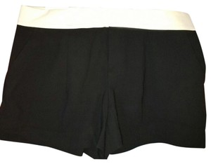 Calvin Klein Dress Shorts Black and white