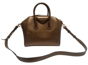 Givenchy Satchel in Metallic Gold