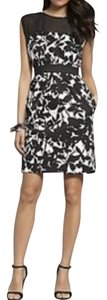 New York & Company short dress Black and White on Tradesy