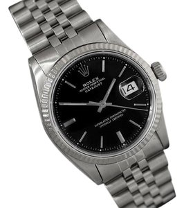 Rolex Rolex Mens Datejust, Ref. 1603 with Pie Pan Dial - Stainless Steel & 1
