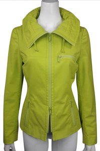 Lafayette 148 New York Lime Jacket