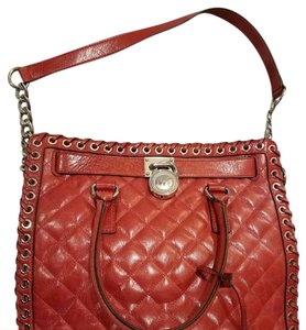 Michael Kors Tote in Red