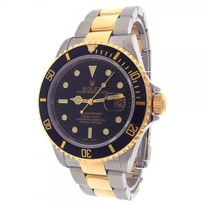 Rolex Rolex Submariner 16613 18k Yellow Gold Stainless Steel Oyster