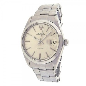 Rolex Rolex Oysterdate 6694 Stainless Steel Automatic Silver Watch