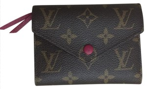 Louis Vuitton Louis Vuitton Victoria Monogram wallet