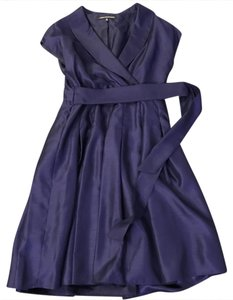 Jones Wear Cocktail Classic Bow Dress