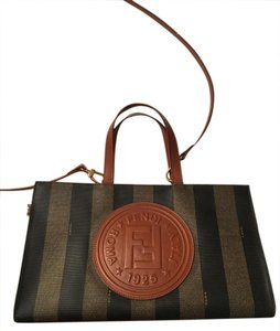 Fendi Tote in Classic Stripe