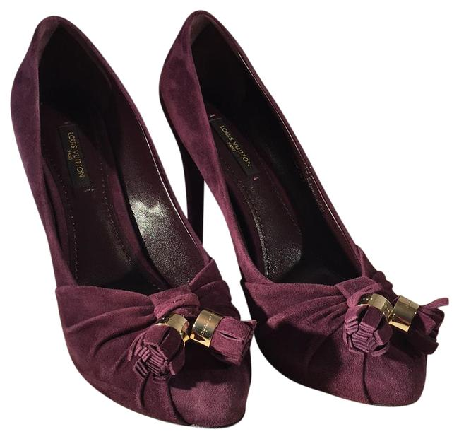 Louis Vuitton Pumps Size US 7.5 Regular (M, B) Louis Vuitton Pumps Size US 7.5 Regular (M, B) Image 1