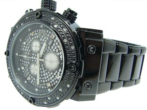 Joe Rodeo Aqua Master Jojo Joe Rodeo Techno Kc Big Diamond Watch
