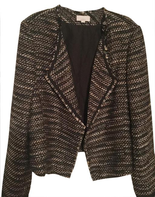 Preload https://img-static.tradesy.com/item/20935209/ann-taylor-loft-multicolor-new-without-tags-fabulous-tweed-collared-jacket-fringe-accents-pant-suit-0-1-650-650.jpg