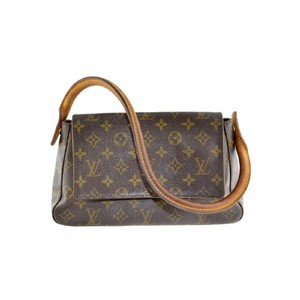 Louis Vuitton Monogram Looping Vintage Retired Shoulder Bag