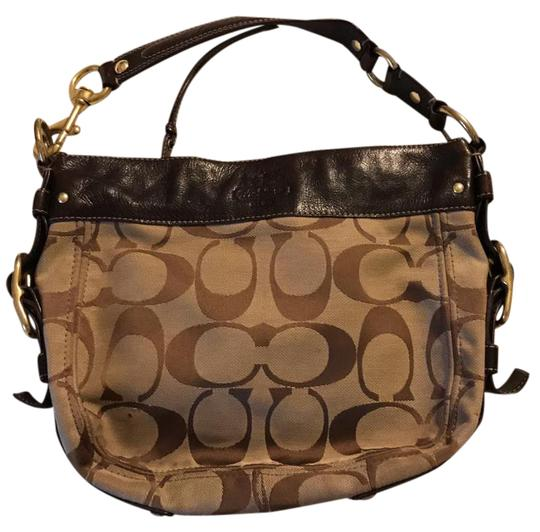 Preload https://img-static.tradesy.com/item/20935447/coach-e0868-12657-brown-leather-handles-hobo-bag-0-1-540-540.jpg