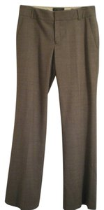 Banana Republic Trousers Italian Straight Pants Gray