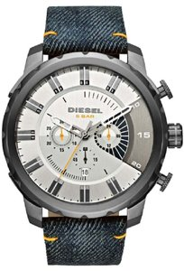 Diesel Diesel Men's Stronghold - Denim Watch DZ4345