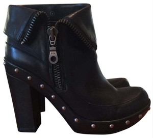 Kork-Ease Black Boots