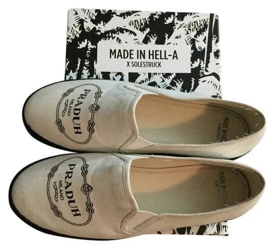 Made In Hell-A White Flats