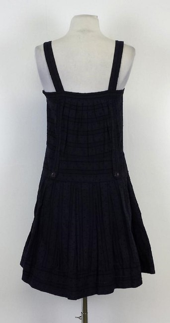 Marc by Marc Jacobs short dress Navy Dot Textured on Tradesy