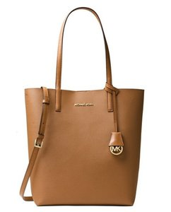 Michael Kors New Classic Monogram Tote in Acron oyster